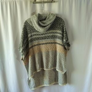 Love on a Hanger Cowl Neck  Sweater